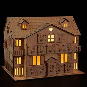 john lewis wooden house