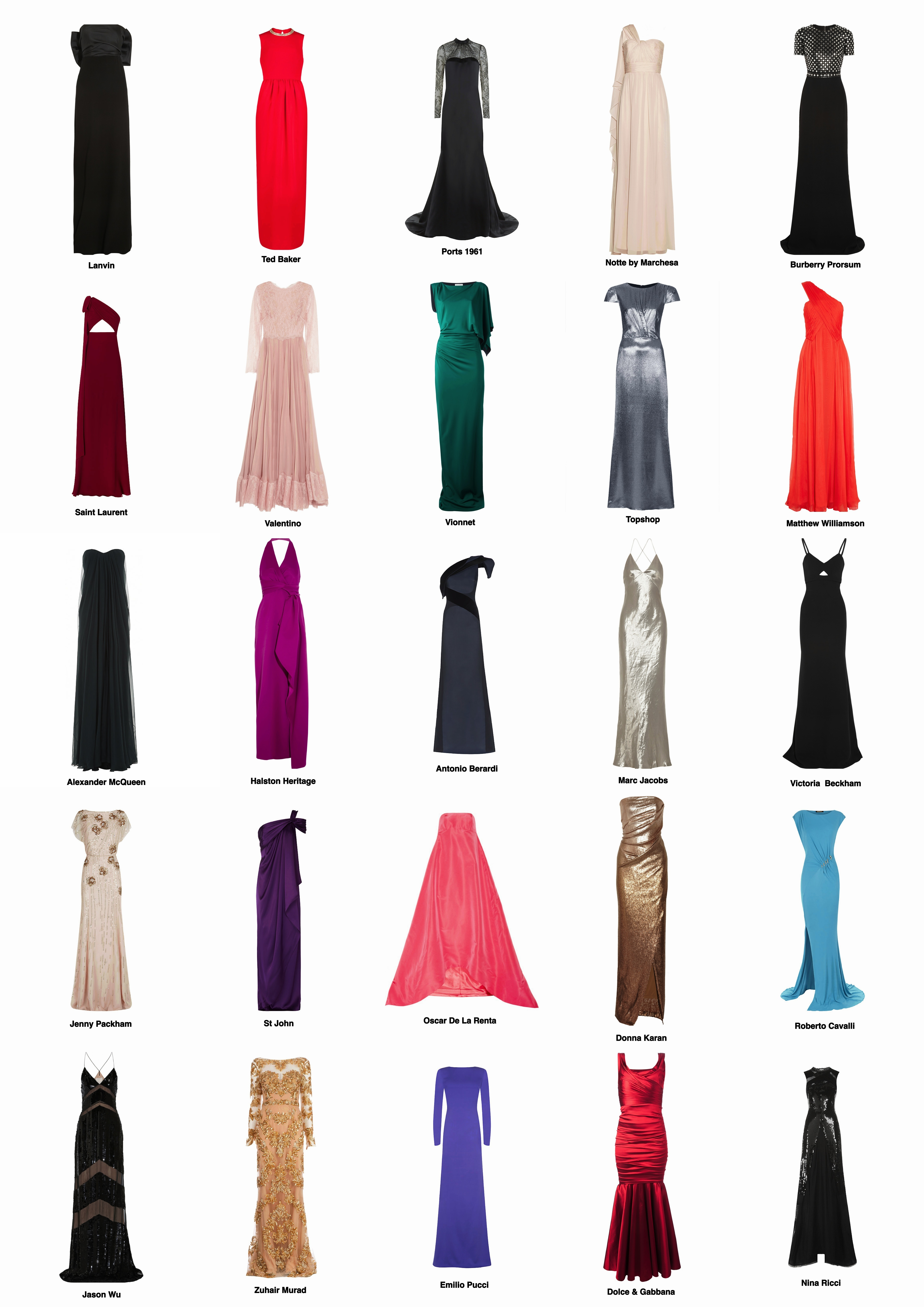 Maxi Day Dresses