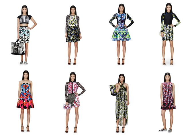 peter pilotto - target collection